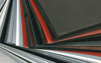 Matériaux en feuille pour joint d'environnement